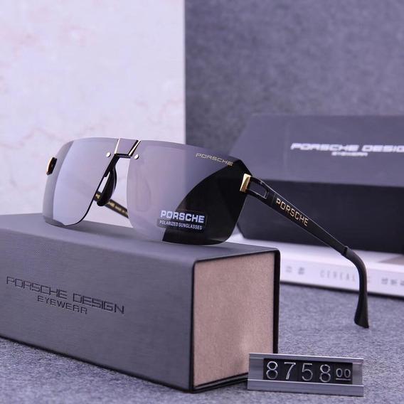 Óculos De Sol Marca Porsche Original Proteção Uv 400