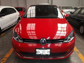 Volkswagen Golf 2017 5p Highline L4/1.4/t Aut