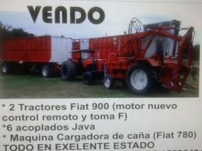 Tractor Fiat - Acoplados - Herramientas