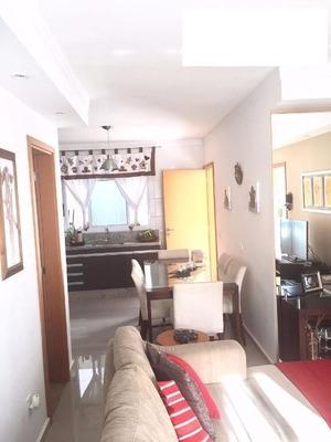 Casa Em Jardim Colonial, Atibaia/sp De 101m² 2 Quartos À Venda Por R$ 360.000,00 - Ca102987