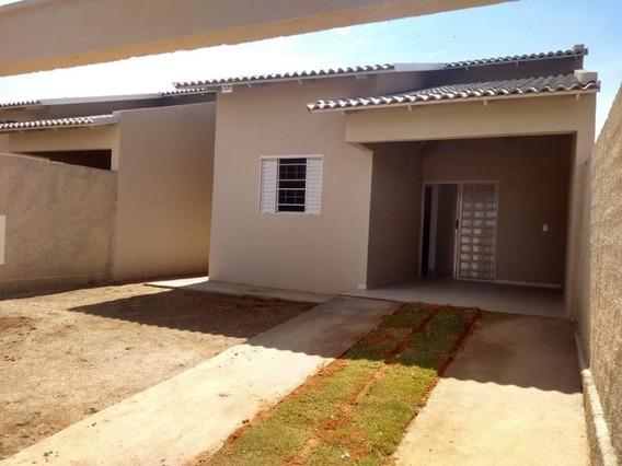 Casa De 2/4 Com Entrada Zero Em Senador Canedo - Al1143 - 32959361