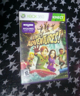 Kinect Adventures X Box 360
