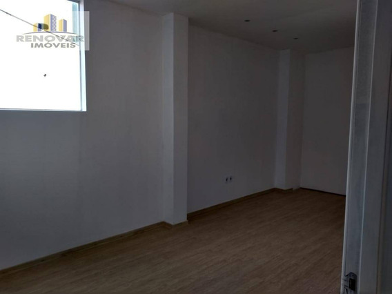 Sala Para Alugar, 10 M² Por R$ 500/mês - Vila Oliveira - Mogi Das Cruzes/sp - Sa0162