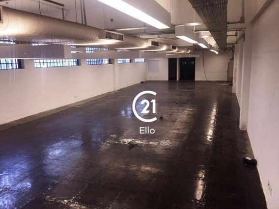 Galpão Para Alugar, 1800 M² Por R$ 72.000,00/mês - Vila Leopoldina - São Paulo/sp - Ga0221