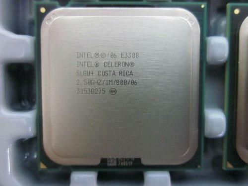 Processador Intel Celeron E3300 2.50ghz 1m Cache 800ghz