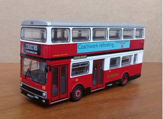 Miniatura De Ônibus - 1/76 - Corgi
