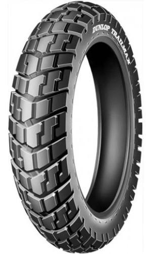 Imagen 1 de 5 de Cubierta Moto  Dunlop 130/80 R17 65s Tl Trailmax