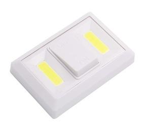 Luz Noturna Cob Led 6w Switch Light Luz Forte Ecens