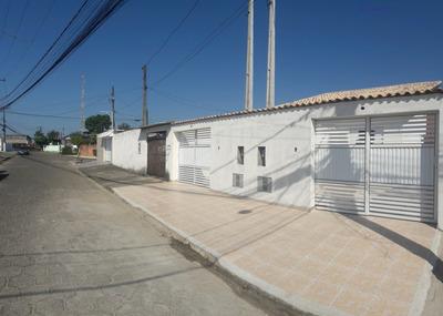 Casa A Venda No Bairro Corumbá Em Itanhaém - Sp. - 1442-1