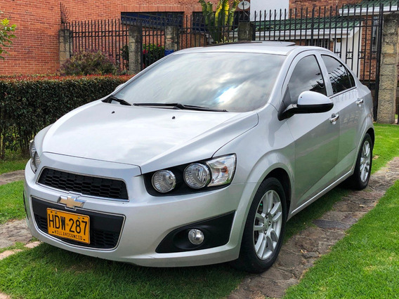 Chevrolet Sonic Ltz 1600icc At Aa Ab Abs Tc Dh