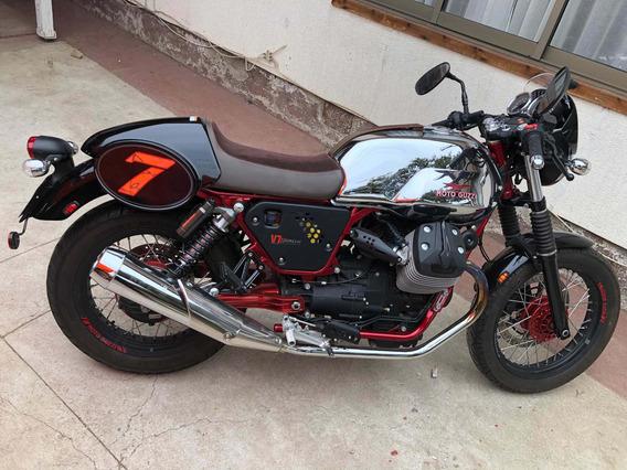 Guzzi V7 Ii Racer