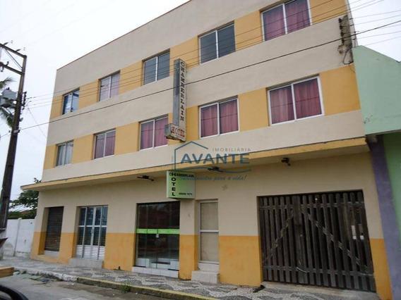 Hotel Comercial À Venda, Centro, Matinhos - Ho0001. - Ho0001