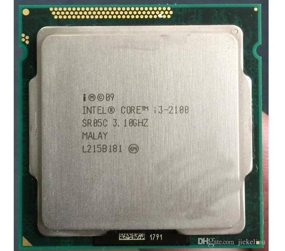 Processador Intel Core i3-2100 BX80623I32100 2 núcleos 32 GB