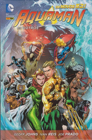Aquaman Os Outros - Panini Capa Dura