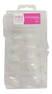 Caja De Tip Estileto (cristal O Natural) 100 Pzs. C/u