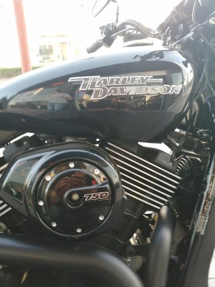 Harley Davidson Xg 750 Street Negro