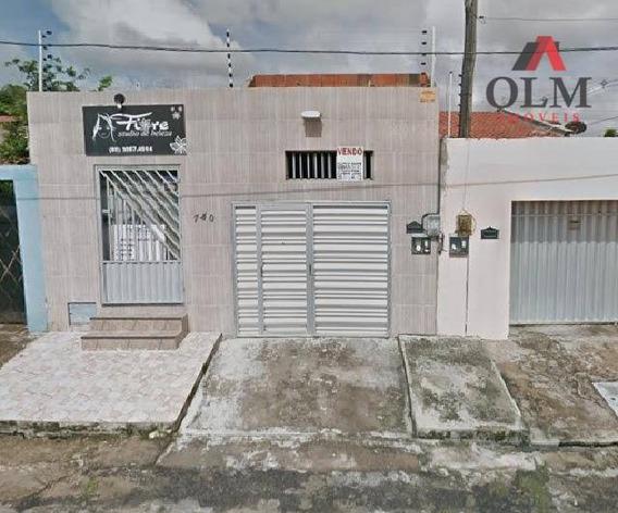 Casa Residencial À Venda, Passaré, Fortaleza. - Ca0068