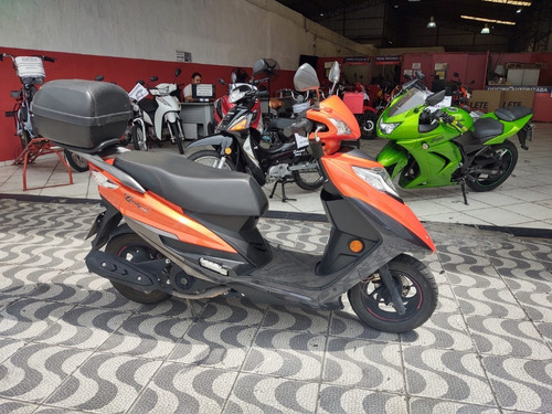 Haojue Lindy Scooter 125 2019 Toda Revisada