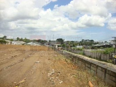 Terreno Para Locação Em Salvador, Brasilgas - 98000