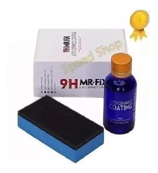 2unid. Vitrificador Ceramica Nano 9hmr Fix 30ml - Original