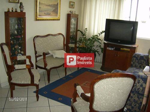 Apartamento Totalmente Reformado E Decorado - Campo Belo - São Paulo/sp - Ap0225