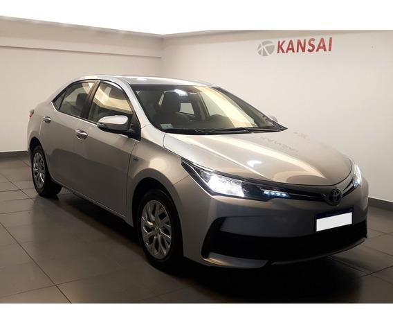 Corolla Xli Mt 2018