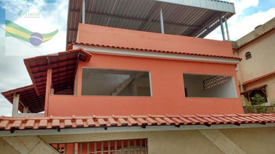 Casa A Venda No Bairro Bela Aurora Em Cariacica - Es. - Ca0004-1