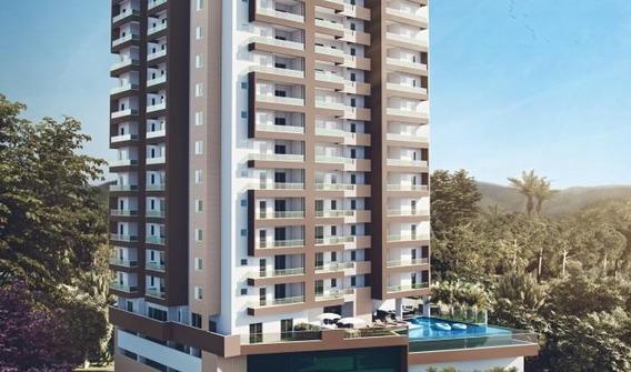 Apartamento Em Jardim Praia Grande, Mongaguá/sp De 78m² 2 Quartos À Venda Por R$ 445.626,00 - Ap436567