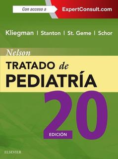 Envío Gratis. Nelson. Tratado De Pediatría 20ed