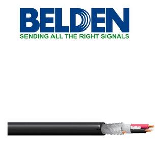 Cable Belden 1800f B59u1000 Para Rs485, Dmx Y Aes. Super Fle