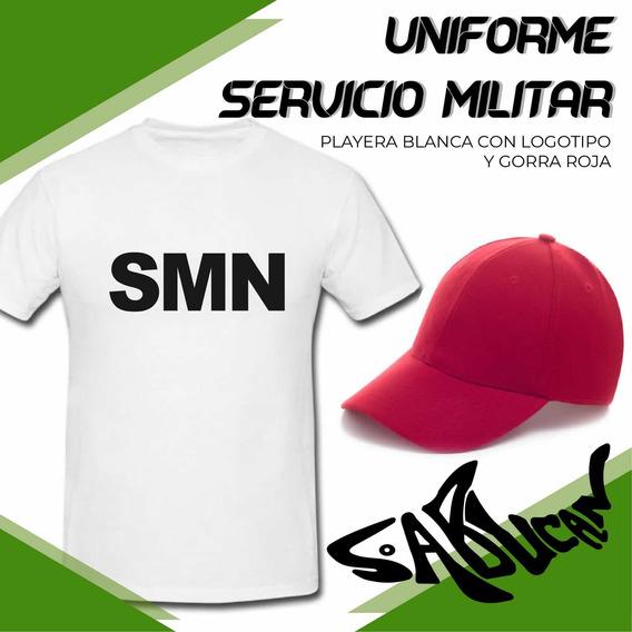 Servicio Militar Playera Y Gorra