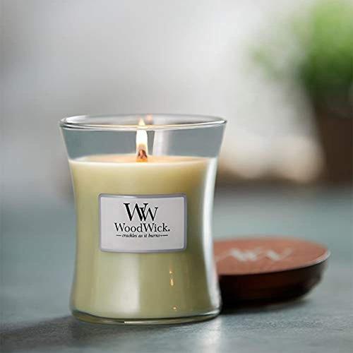 Imagen 1 de 4 de Woodwick Candle Applewood Tarro Mediano