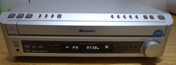 Receiver Dvd/cd/fm /am - Pionner Xv-htd 330 - Ler Anúncio