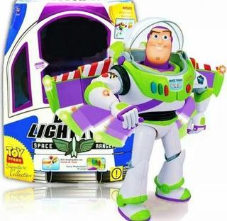 Buzz Lightyear Astronauta Original Toy Story Consulta