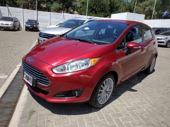 Ford Fiesta 1.6l Titanium Darc Autos Usados