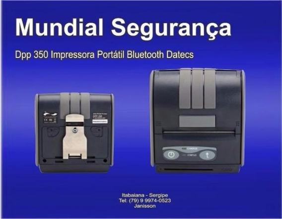 Dpp-350 Datecs Impressora Térmica Portatil Com Nfe