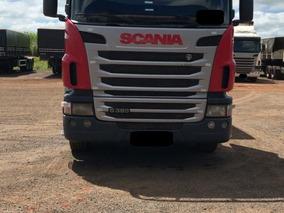 Scania G380 6x2 Unico Dono Manutençao Em Dia