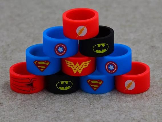 Vape Band Super Heróis / Protetor De Vidro