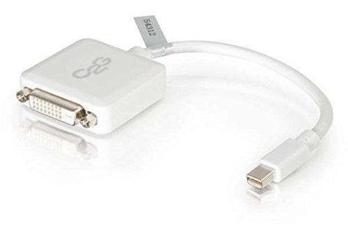 C2gcables To Go 54312 8in Mini Displayport A Dvi Adapter Mac