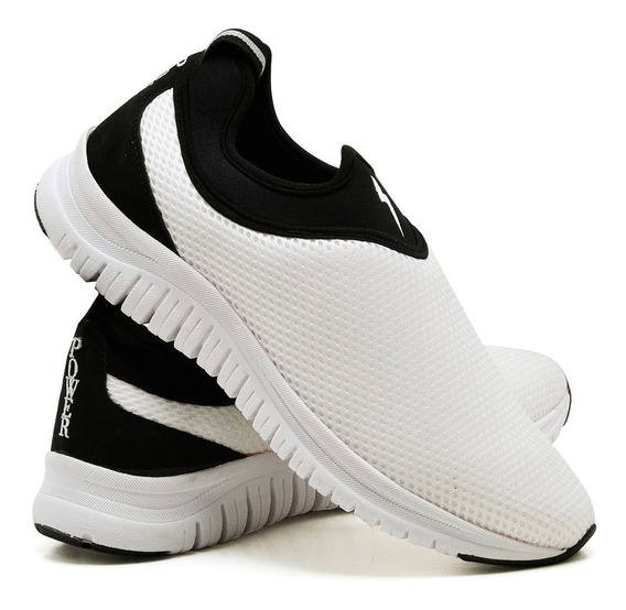 Sapato Tenis Sapatenis Casual Polo Pawer