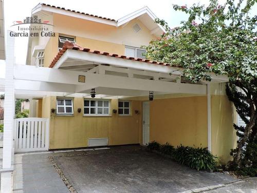 Casa A Venda No Bairro Jardim Barbacena Em Cotia - Sp.  - M462-1
