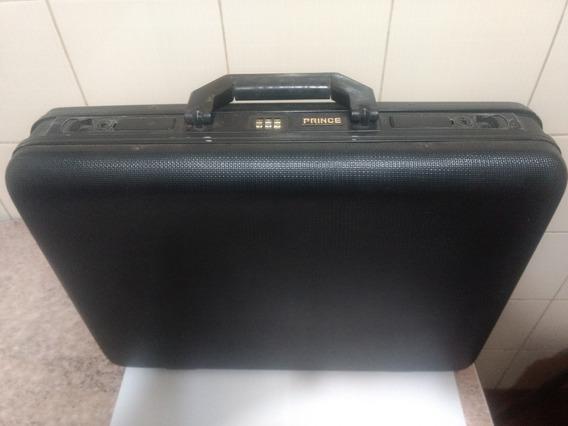 Portafolio Rigido Con Cerradura De Combinacion