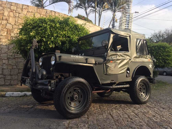 Jeep Willys Overland 1951
