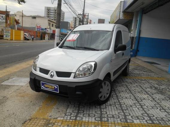 Renault Kangoo Express 1.6 16v Hi-flex, Eqx0438