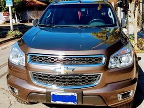 Chevrolet S10 2.8 Cd 4x2 Ltz Tdci 200cv 2015