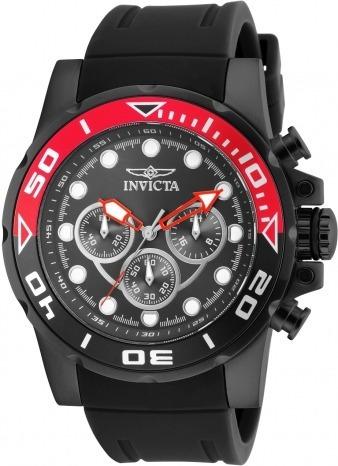 Invicta Pro Diver Black Modelo 20009 Novo E Original