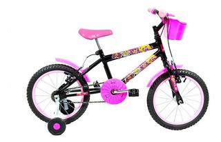 Bicicleta Infantil Kls Monster Aro 16 Rodas De Alumínio