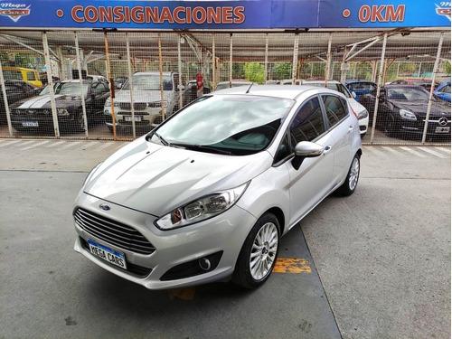 Ford Fiesta 1.6 Se 2017 - Primera Mano!