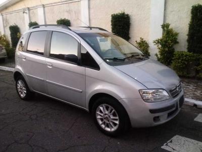Fiat Idea Elx 1.4 Flex 2009 Completa