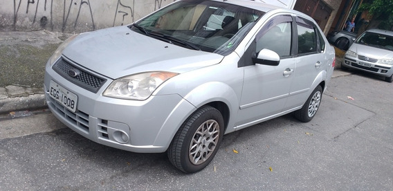 Ford Fiesta Sedan 1.6 Fly Flex 4p 102 Hp 2009